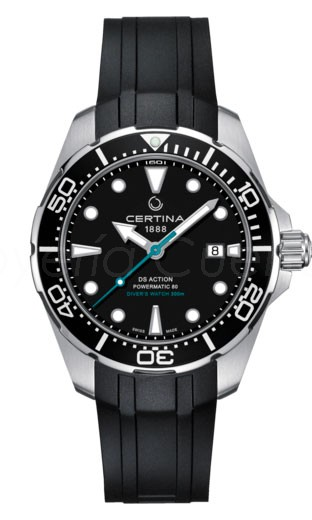 Reloj Certina DS Action Diver Powermatic 80 C032.407.17.051.60 Edición Especial