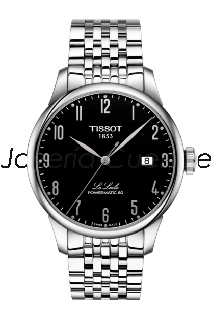 Reloj Tissot Le Locle Powematic 80 T006.407.11.052.00