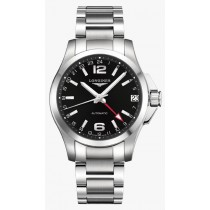 Reloj Longines Conquest GMT L3.687.4.56.6