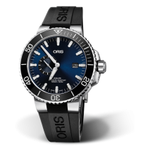 Reloj Oris ® Aquis Small Second, Date OR74377334135 - 4 24 64
