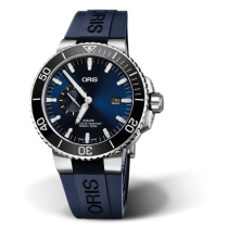 Reloj Oris ® Aquis Small Second, Date OR74377334135 - 4 24 65