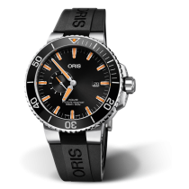 Reloj Oris ® Aquis Small Second, Date OR74377334159 - 4 24 64