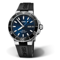 Reloj Oris ® Aquis Small Second, Date OR75277334135 - 4 24 64