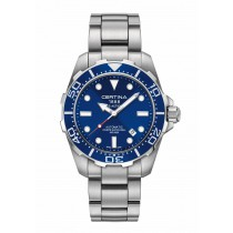 Certina DS Action Diver Watch According to ISO 6425 Automatic C013.407.11.041.00