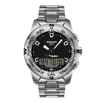 TISSOT T-TOUCH II STAINLESS STEEL GENT T047.420.11.051.00
