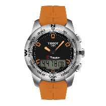 TISSOT T-TOUCH II STAINLESS STEEL GENT T047.420.17.051.01