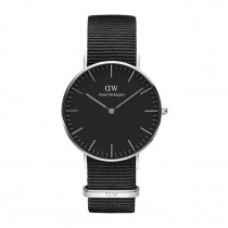 Reloj Daniel Wellington Classic Black Cornwall DW00100151 36mm