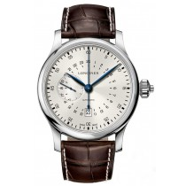 Reloj Longines Heritage Twenty-Four Hours Single Push-Piece Chronograph L2.797.4.73.0
