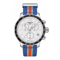 Reloj Tissot Quickster Chronograph NBA New York Knicks T095.417.17.037.06